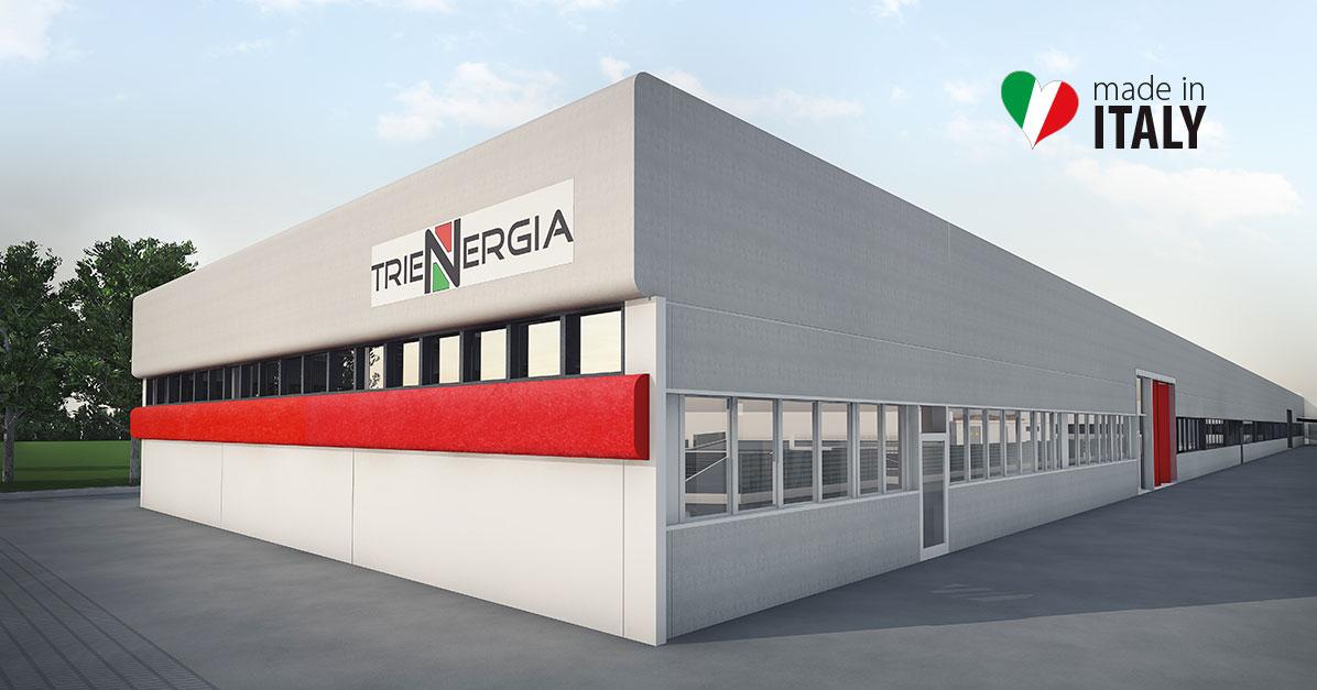 Trienergia produttori pannelli fotovoltaici italiani