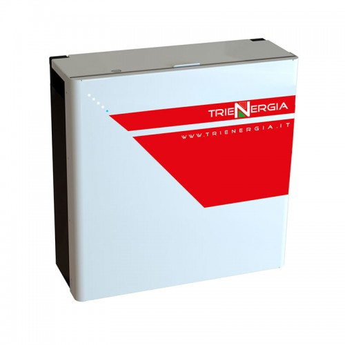 batteria accumulo fotovoltaico al litio Trienergia