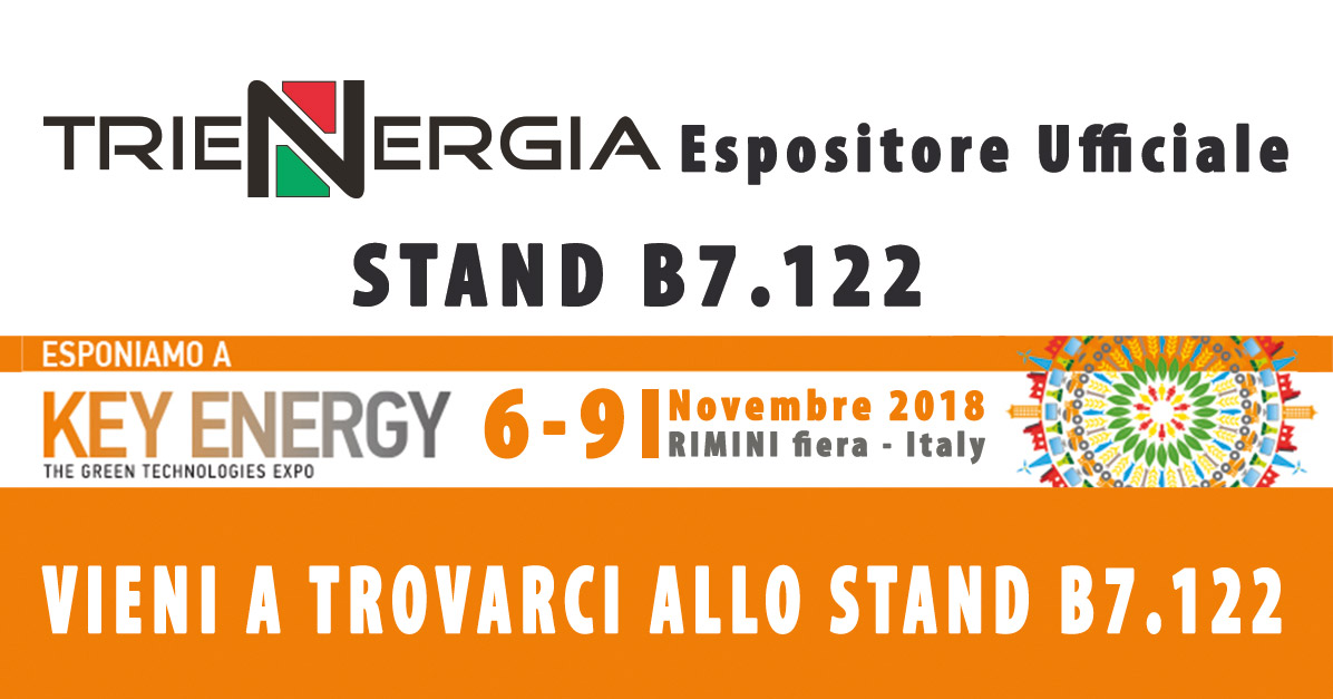 Key Energy 2018 Fiera di Rimini