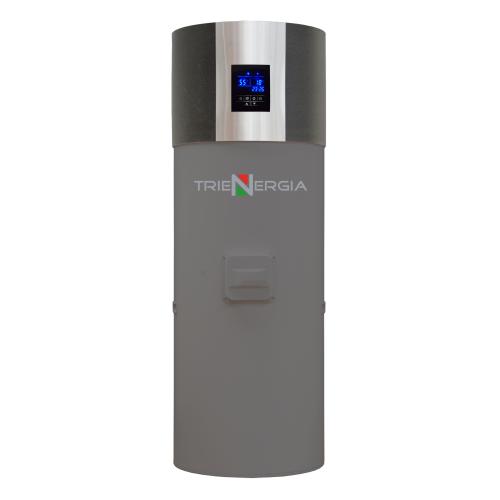 Scaldabagno Boiler a Pompa di Calore Trienergia TRI-BE 200 0 250 litri
