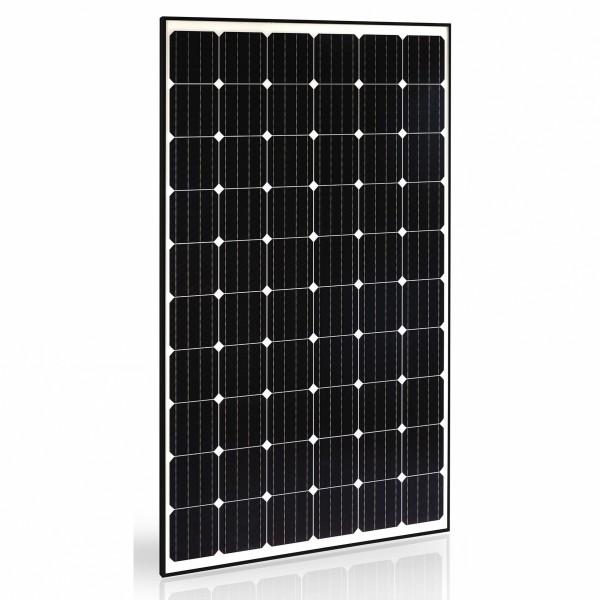 Moduli fotovoltaici Mono Perc neri 60 celle Trienergia